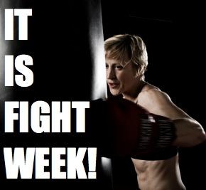 it is fight week