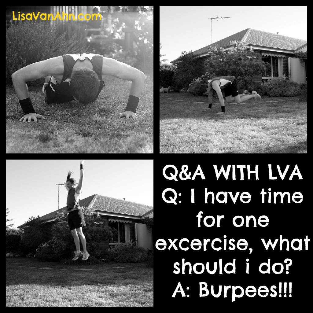 Q&ABURPEES