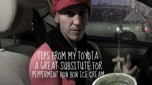 "A Healthy ""Ice Cream"" treat: Tips From My Toyota"