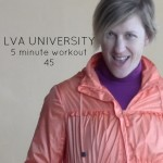 5 Minute Fitness workout 45