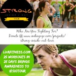 The Strong Inside Out Tour + A Summer Challenge