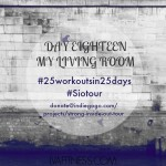 Day Eighteen Living Room: 25 Workouts In 25 Days