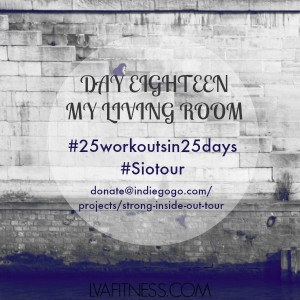 day eighteen workout my living room home