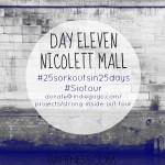 Day Eleven Nicollet Mall: 25 Workouts In 25 Days