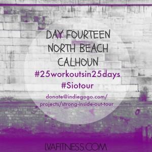 day fourteen north beach calhoun home