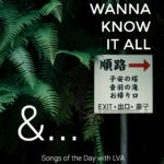 Know It All &- Songs of the Day with LVA