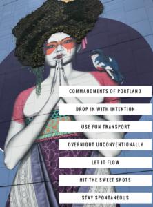 Commandments of Portland